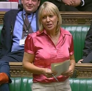Nadine Dorries MP's Abstinence for Girls Bill - why it needs supporting