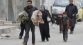 Fleeing Homs