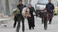 Fleeing Homs