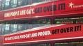 Stonewall bus ad