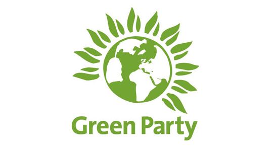 Green party logo 2012