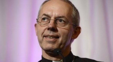 Justin Welby Banking