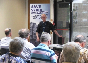 Justin Welby Open Doors Save Syria