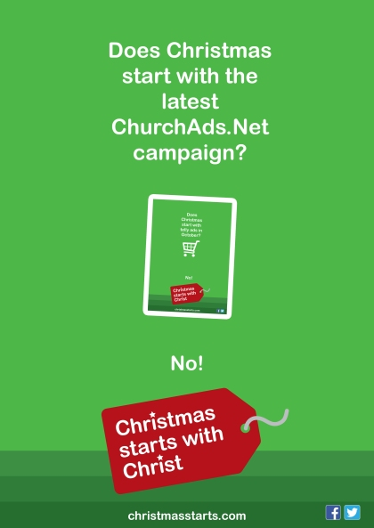 christmas starts ChurchAds