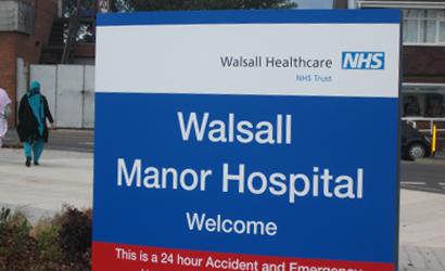 Walsall Manor Hospital Car Park