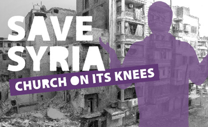 Save Syria Open Doors