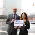 Open Doors presenting petition to UN in New York