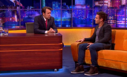 Tom Daley Jonathan Ross
