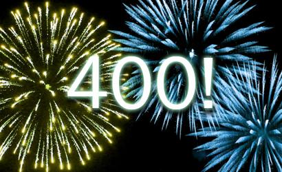 400 Fireworks