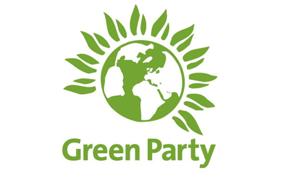 Green Party Logo mid
