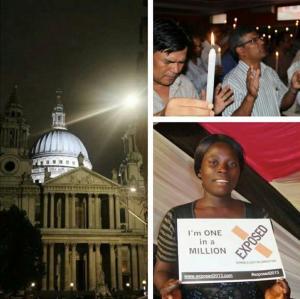 EXPOSED vigils