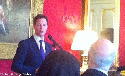Nick Clegg Easter Speech 2014