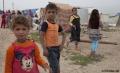 Christian Aid Iraq refugee camp