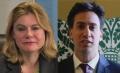 Justine Greening Ed Miliband