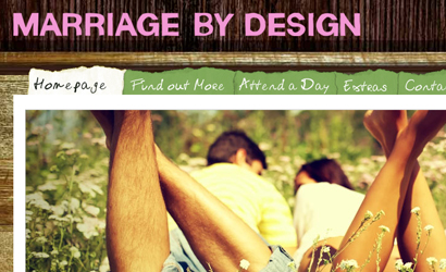 Marriage by Design Course
