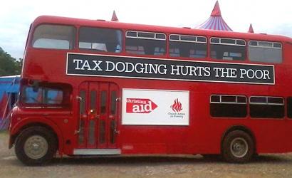 Christian Aid Tax Dodging