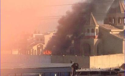 Church Mosul ISIS