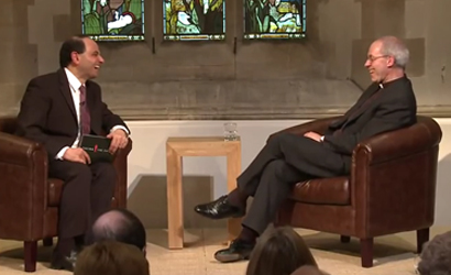 J John Justin Welby Interview